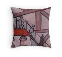 Hometime Throw Pillow