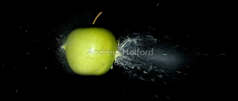 Highspeed Apple II by Andrew Holford
