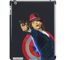 PEGGY CARTER iPad Case/Skin