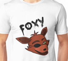 Foxy the Pirate Fox Unisex T-Shirt
