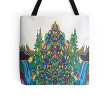 Mountain Energy Tote Bag