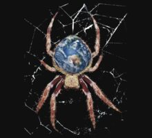 Earth Spider T by StarKatz