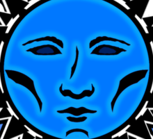 Sublime Moon Character #2 Vibrant Design by CAP Sticker
