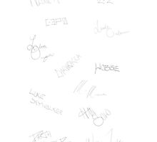 Original Trilogy Signatures (tall) by flight1401