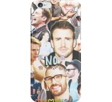 chris evans collage iPhone Case/Skin