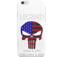 RIP Chris Kyle iPhone Case/Skin