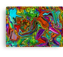 Energies Canvas Print