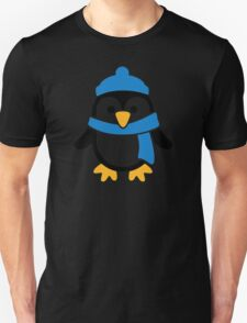 Penguin winter scarf T-Shirt