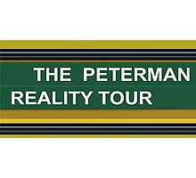 Peterman Reality Bus Tour Seinfeld Kramer Photographic Print