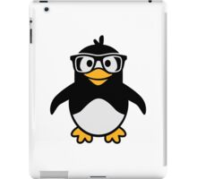 Penguin glasses iPad Case/Skin