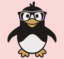 Penguin glasses One Piece - Short Sleeve