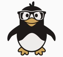 Penguin glasses Baby Tee