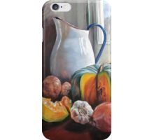 Potential Pumpkin Soup iPhone Case/Skin