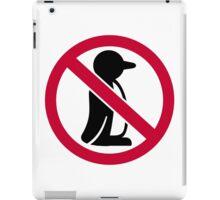 No penguin iPad Case/Skin
