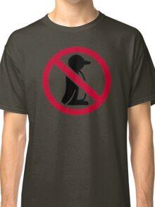 No penguin Classic T-Shirt