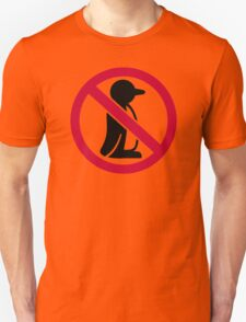No penguin Unisex T-Shirt