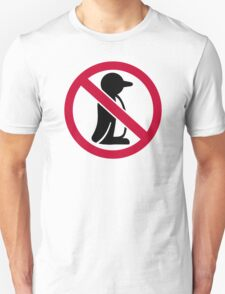 No penguin T-Shirt