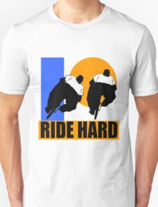 RIDE HARD-CYCLE FOR LIFE T-Shirt