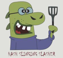 The Hash Slinging Slasher by Guffrey