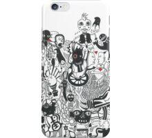 karo-shi iPhone Case/Skin