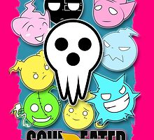 Soul Eater by forthemakaron