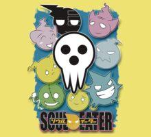 Soul Eater Kids Clothes