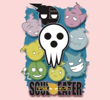 Soul Eater One Piece - Short Sleeve