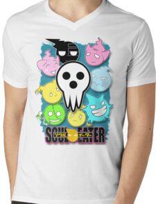Soul Eater Mens V-Neck T-Shirt