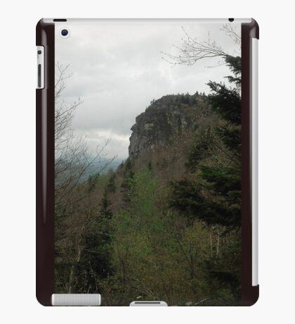 The Face on Grandfather Mountain, North Carolina iPad Case/Skin