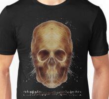 Leonardo Skull  Unisex T-Shirt