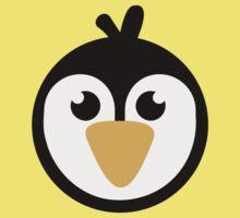 Penguin head Kids Clothes