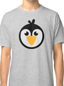 Penguin head Classic T-Shirt