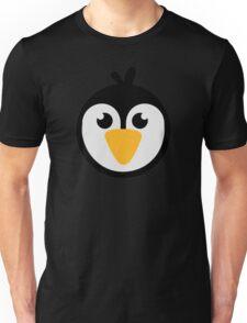 Penguin head Unisex T-Shirt