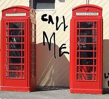 Call Me! by DeborahDinah
