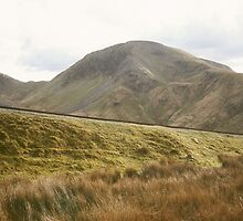 Snowdon at Easter 8 by Frederick Wood
