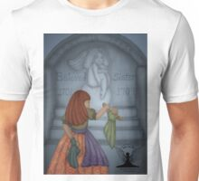 Southern Gothic by Mythic Fairy Art Unisex T-Shirt