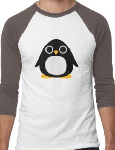 Penguin Men's Baseball ¾ T-Shirt