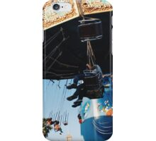 California Adventure's Symphony Swings iPhone Case/Skin
