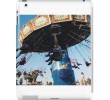 California Adventure's Symphony Swings iPad Case/Skin