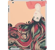 Cascade of Hair iPad Case/Skin