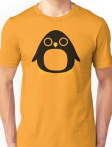 Comic penguin Unisex T-Shirt