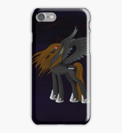 Cursed Wings iPhone Case/Skin