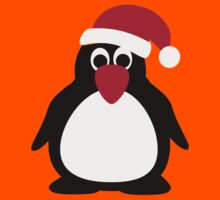 Santa penguin Kids Clothes
