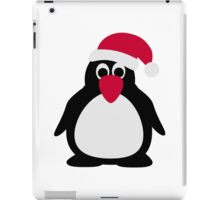 Santa penguin iPad Case/Skin