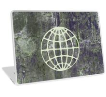 WRITINGS ON THE WALL Laptop Skin