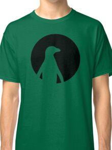 Penguin moon Classic T-Shirt
