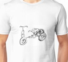 Tricycle Impossibile Unisex T-Shirt