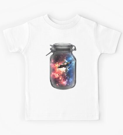 Found in Space Kids Tee