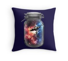 Found in Space Throw Pillow