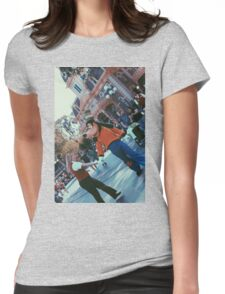 Goofy! Womens Fitted T-Shirt